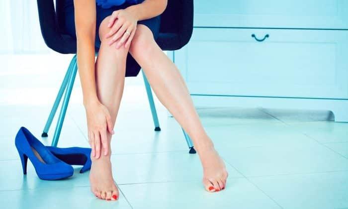Ощущение распирания в ногах