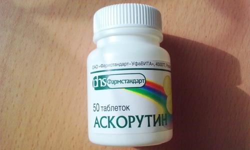 Аскорутин дозировка