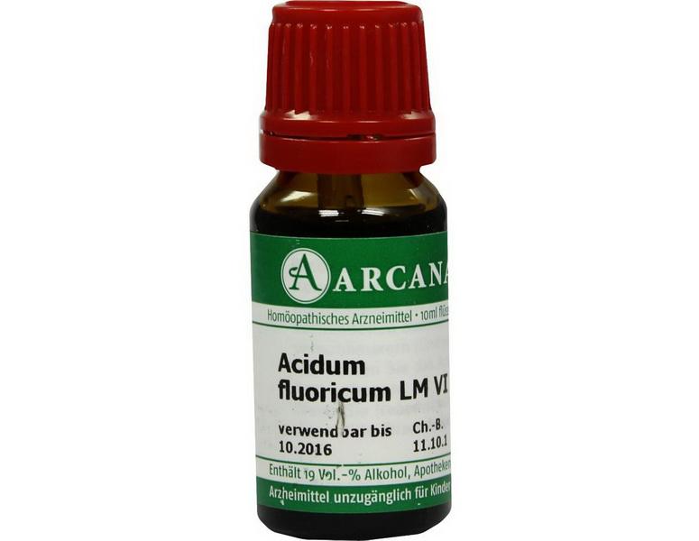 Fluoricum acidum – препарт