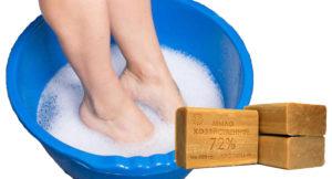 Хозяйственное мыло для лечения