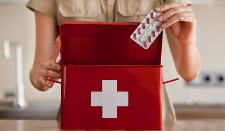 Хранение лекарства