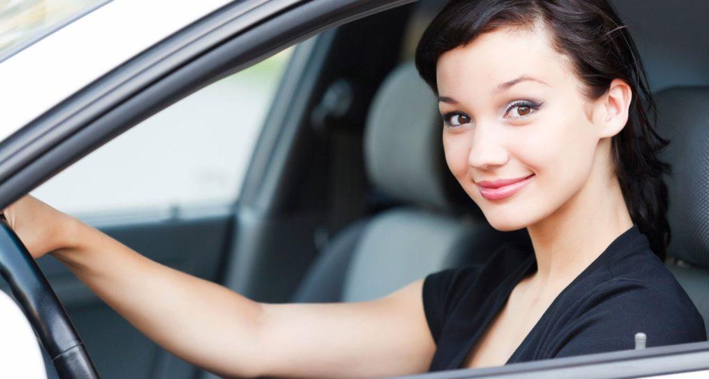Концентрация внимания при вождении