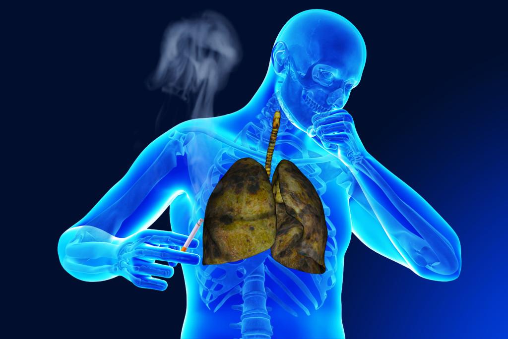 Курение ухудшает общее состояние организма в целом
