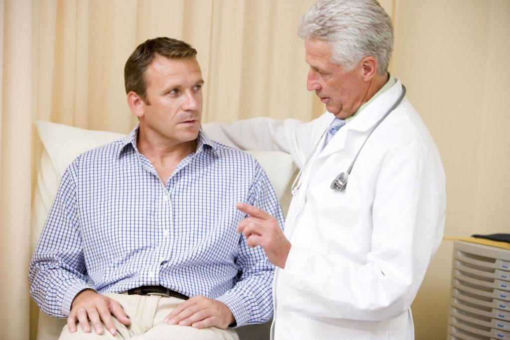 Не следует тянуть с обращением к врачу