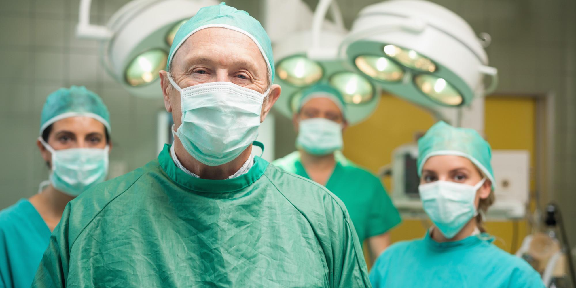 Операция назначается доктором