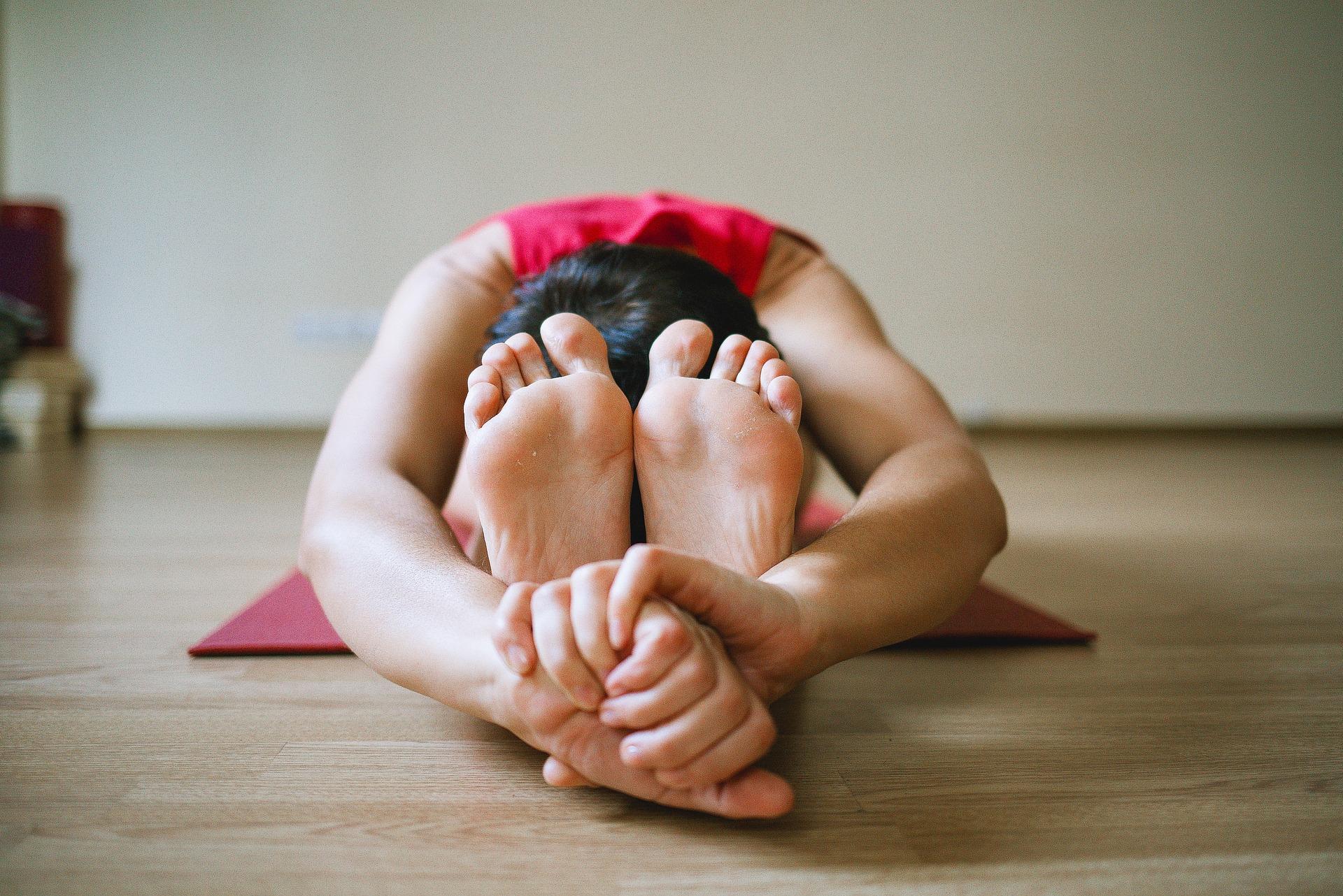 Польза йоги для ног при варикозе