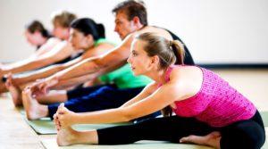 Легкие упражнения