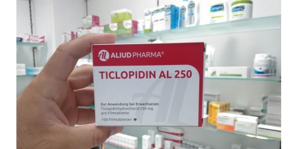 Тиклопидин
