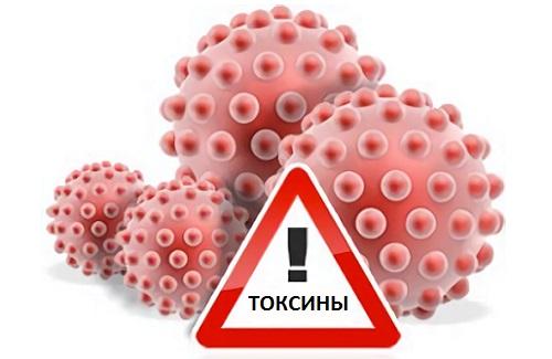 Повышение токсического действия на организм