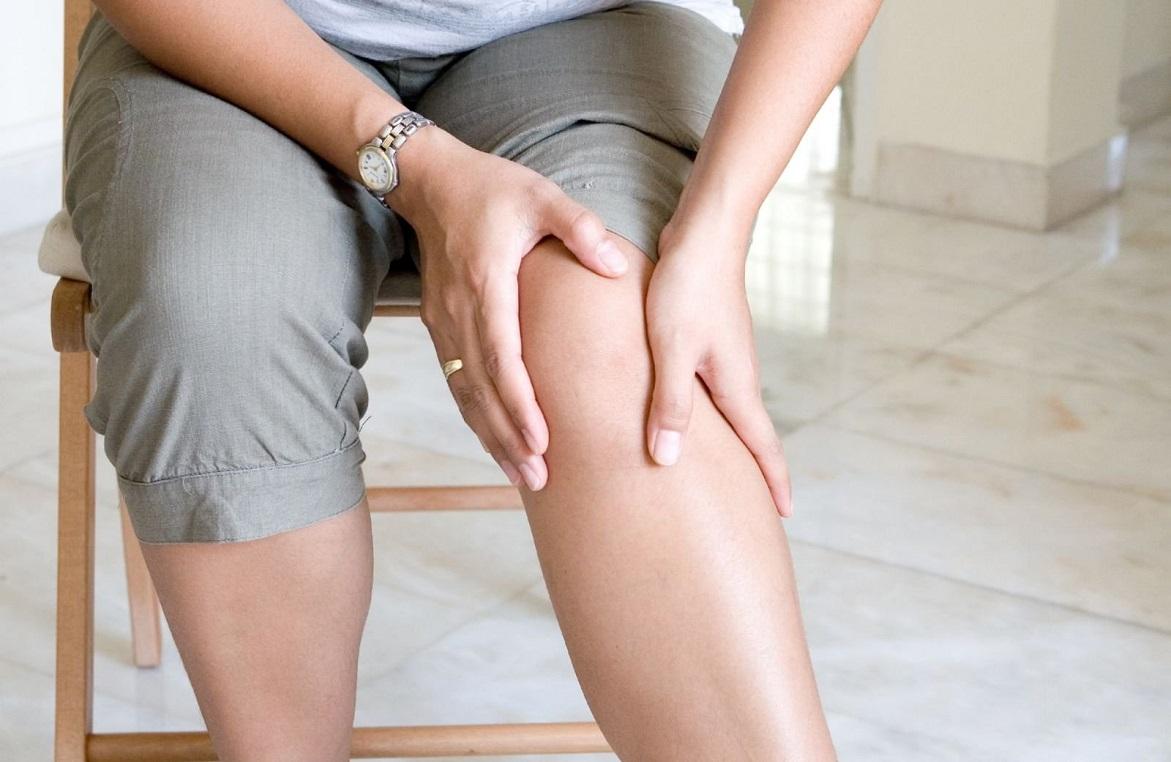 В ногах появляется постоянное ощущение тяжести