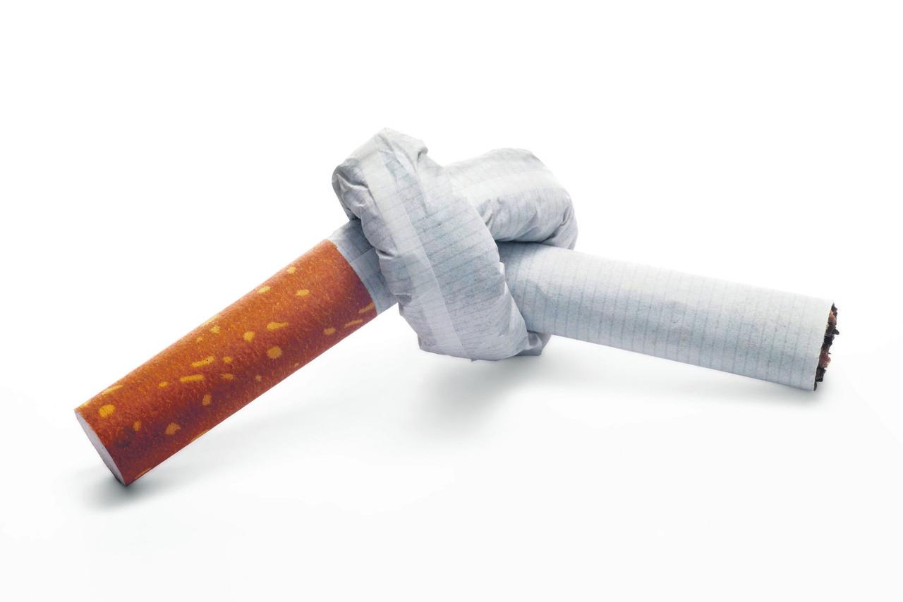 Завяжите с курением