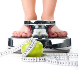 Контролировать массу тела