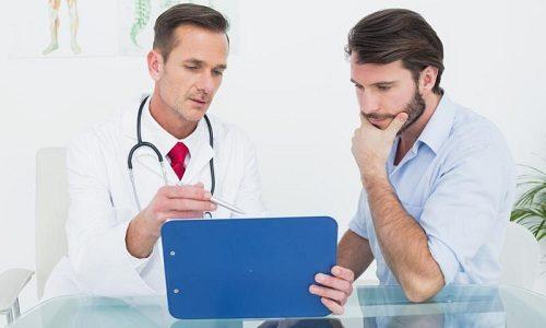 Бесплодие выявляется варикоцеле