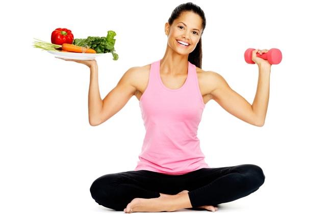 За час до физических нагрузок не рекомендуется принимать пищу