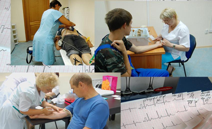 Плановое медицинское обследование