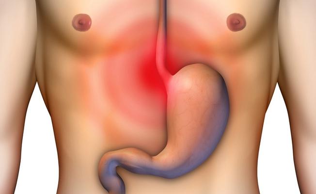 Дискомфортные ощущения около желудка