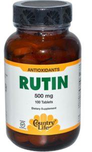 Витамин Р (рутин)