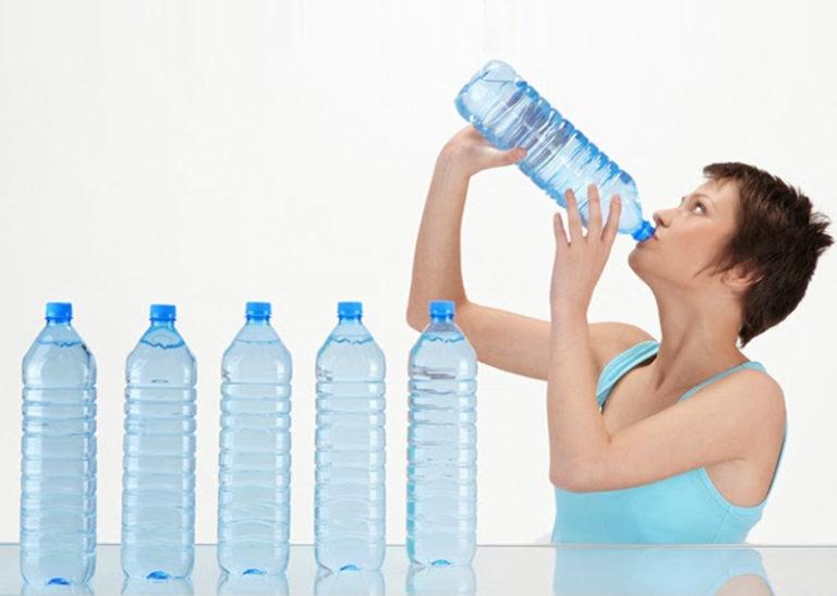 Употреблять достаточное количество жидкости