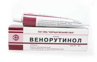 Способ действия Венорутинола и показания к применению препарата