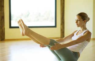 Различные варианты упражнений при варикозе нижних конечностей