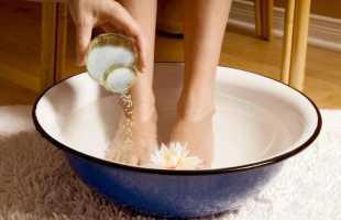 Солевые, минеральные и травяные ванные при варикозном расширении вен