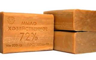 Лечение варикозного расширения вен хозяйственным мылом