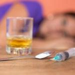 Алкогольная или наркотическая зависимость