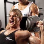Чрезмерные физические нагрузки, тяжелая атлетика