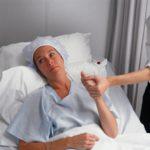 После агрессивной лучевой терапии