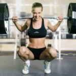 Занятия силовым спортом