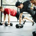 Занятия силовыми видами спорта;